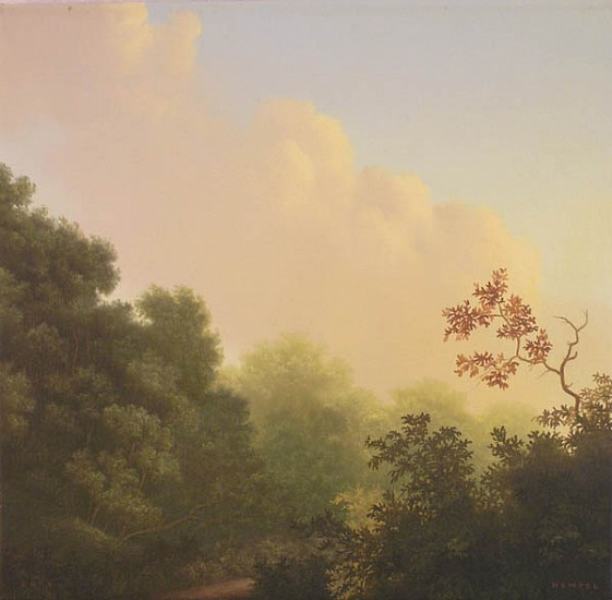 WES HEMPEL, UNTITLED # 13 oil on canvas