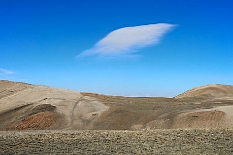 CHUCK FORSMAN, MARKERS: White Mountains, California