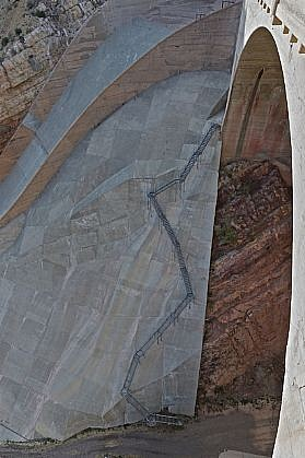 CHUCK FORSMAN, MARKERS: Coolidge Dam