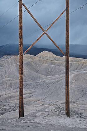 CHUCK FORSMAN, MARKERS: Near Delta, Colorado