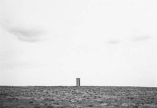KEVIN O'CONNELL, ABANDONED SILO ED. 3/25 platinum print