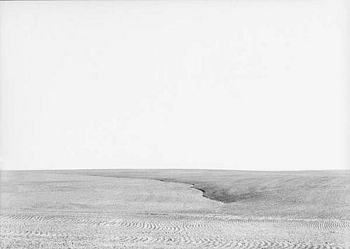 KEVIN O'CONNELL, EROSION SCAR ED. 8/25 platinum print