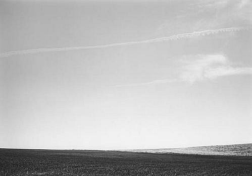 KEVIN O'CONNELL, JET TRAIL (#2) ED. 2/25 platinum print