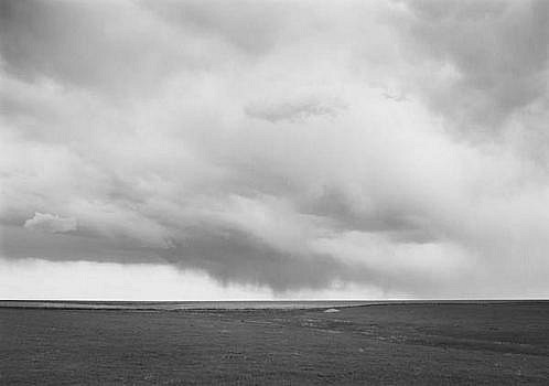 KEVIN O'CONNELL, VIRGA 3 ED. 2/25 platinum print