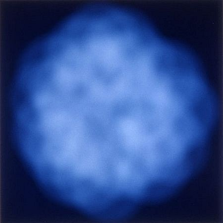 BILL ARMSTRONG, BLUE SPHERE 431 1/10 C-print