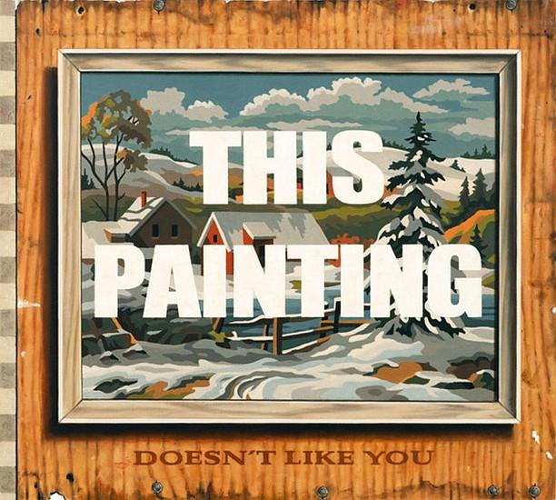 JERRY KUNKEL, LIKE oil on canvas