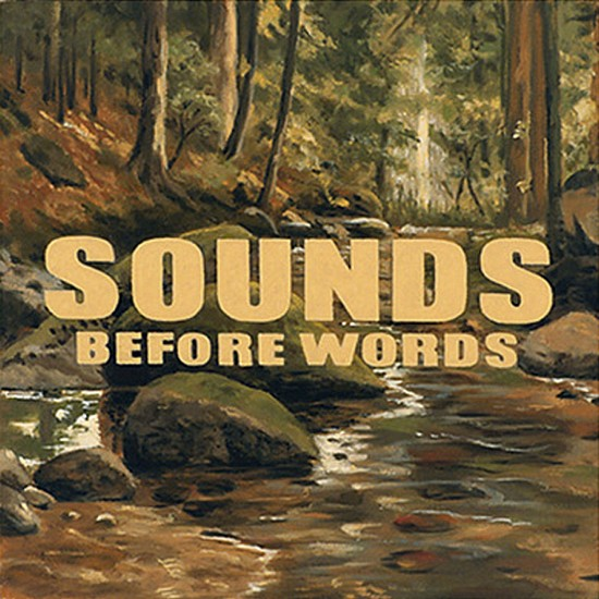 JERRY KUNKEL, SOUNDS BEFORE WORDS oil on canvas