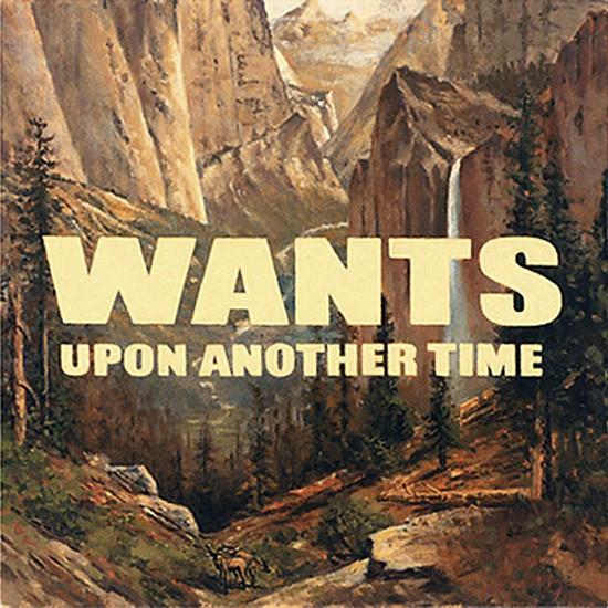 JERRY KUNKEL, WANTS UPON ANOTHER TIME oil on canvas