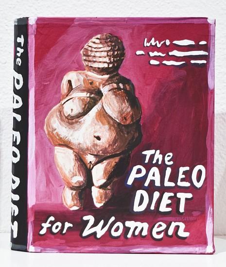 JEAN LOWE, THE PALEO DIET FOR WOMEN casein on acid-free foam board