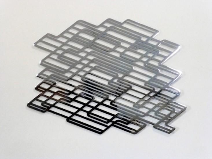 LINDA FLEMING, MOONLIGHT 1/3 chromed steel