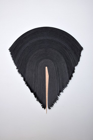 DERRICK VELASQUEZ, UNTITLED 101 vinyl and maple