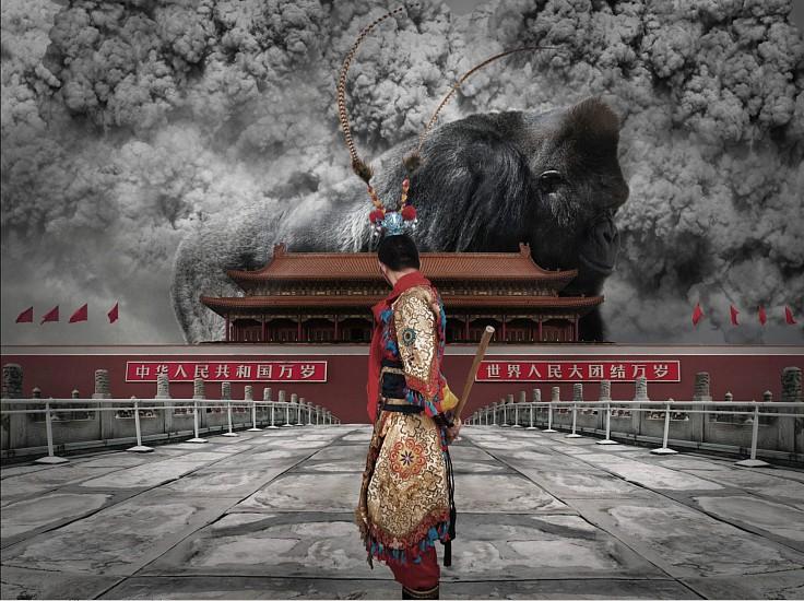 CHI PENG, NOW-ING Ed. 5 C-print