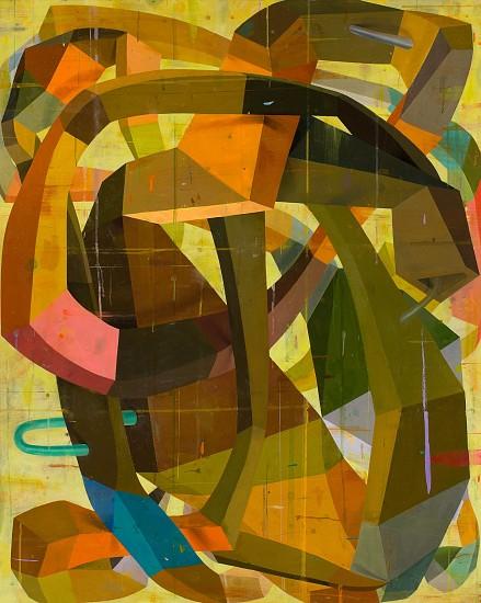DEBORAH ZLOTSKY, JAMAIS VU oil on canvas