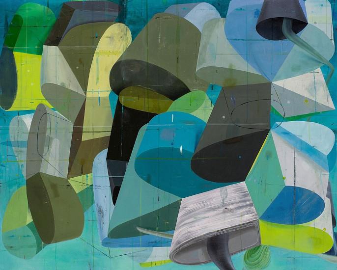 DEBORAH ZLOTSKY, MAINE oil on canvas