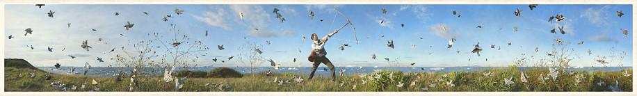 KAHN + SELESNICK, CURRENCY BIRDS 6/10 archival digital print
