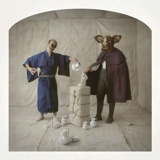 KAHN + SELESNICK, A QUEER TEA PARTY  Ed. 5 pigment print