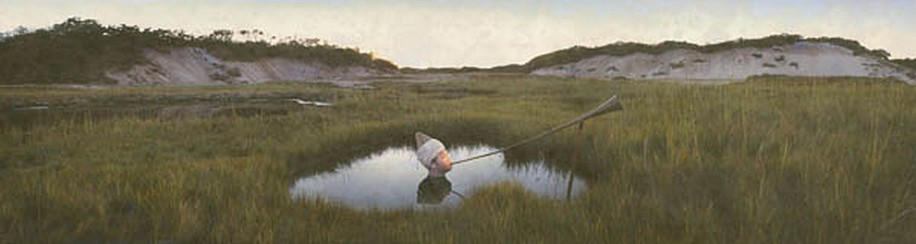 KAHN + SELESNICK, LAKE OF DREAMS AP 2/2 PANORAMIC SURVEY PHOTOGRAPH color digital archival print