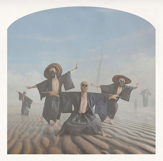 KAHN + SELESNICK, GHOSTS OF THE SHIPWRECK  Ed. 5 pigment print