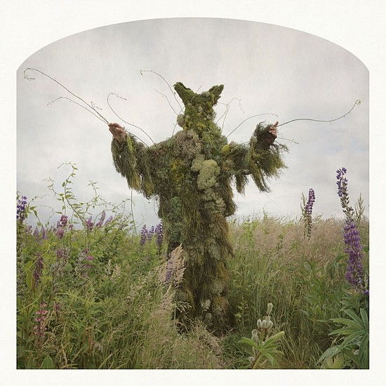 KAHN + SELESNICK, KING OF WEEDS  Ed. 5 pigment print