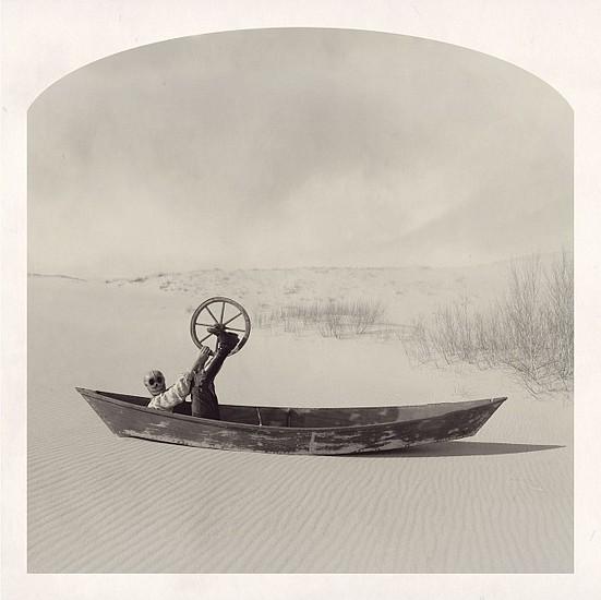 KAHN + SELESNICK, ON A SEA OF SAND  Ed. 5 pigment print