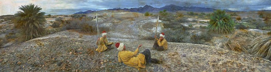 KAHN + SELESNICK, THE THREE BROTHERS AP 1/2 PANORAMIC SURVEY PHOTOGRAPH color digital archival print