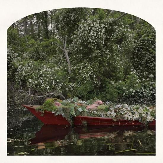 KAHN + SELESNICK, THE DREAM OF THE GREENMAN Ed. 5 pigment print