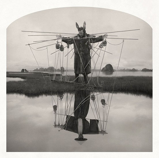 KAHN + SELESNICK, THE AGE OF WIRE AND STRING Ed. 5 pigment print