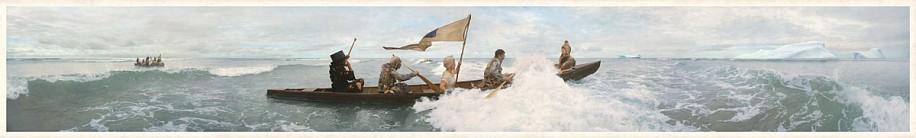 KAHN + SELESNICK, SHIP OF FOOLS 4/10 archival digital print