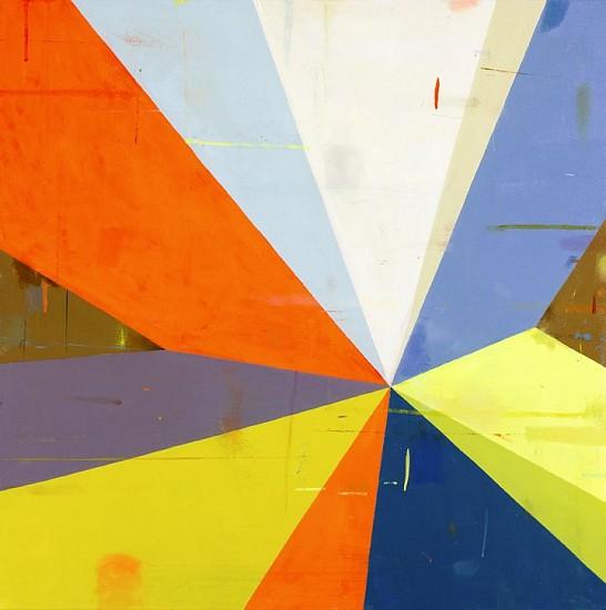 DEBORAH ZLOTSKY, LACHESIS 5 oil on canvas