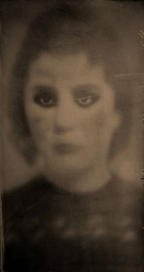 HALIM AL KARIM, ETERNAL LOVE 17 wet plate collodion photograph