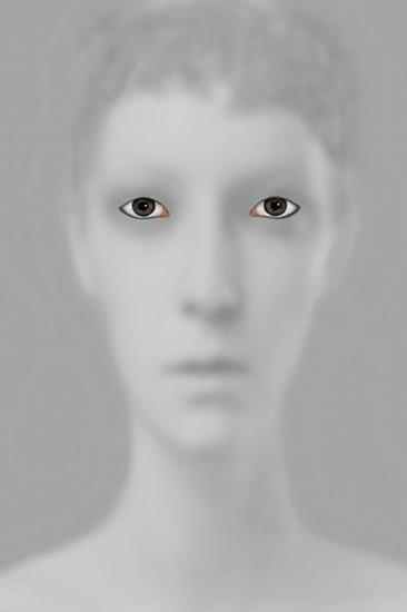 "HALIM AL KARIM, UNTITLED 4 ""WITNESS PORTRAIT"" SERIES 1/3 Ed 3 +2 AP Lambda print"