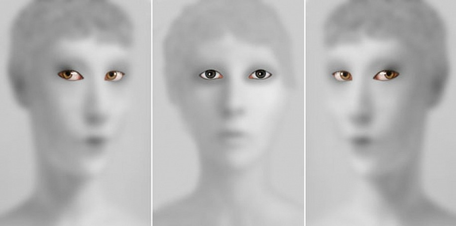 "HALIM AL KARIM, UNTITLED 2  ""WITNESS PORTRAIT"" SERIES Ed 3 +2 AP Lambda print"