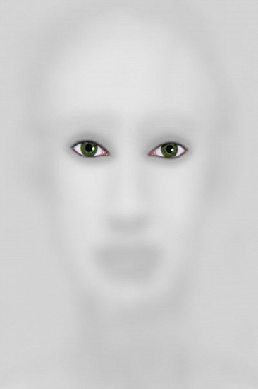 "HALIM AL KARIM, UNTITLED 5 ""WITNESS PORTRAIT"" SERIES 2/3 Ed 3 +2 AP Lambda print"