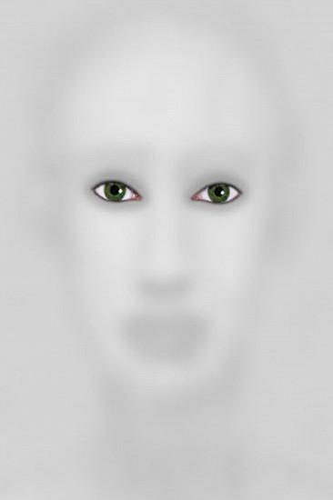 "HALIM AL KARIM, UNTITLED 5 ""WITNESS PORTRAIT"" SERIES 2/3 Ed 3 +2 AP Lambda print"
