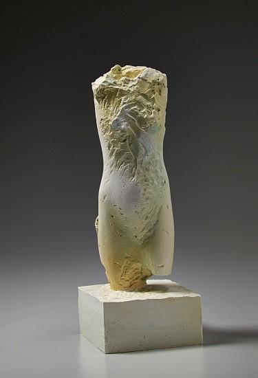 MANUEL NERI, AMANTE BRONZE MAQUETTE V 2/4 bronze with oil-based pigments