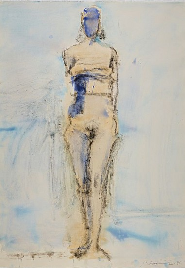 MANUEL NERI, SWEETWATER No. 2 water-based pigments, charcoal on paper