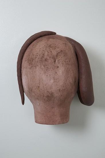 SCOTT CHAMBERLIN, ULO glazed ceramic