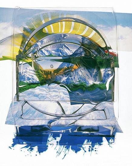 GARY EMRICH, ALL CONSUMED #11  (1/10) archival digital inkjet print