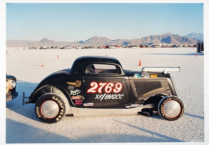 GARY HUIBREGTSE, BONNEVILLE SERIES #1, #15 light jet print on fuji crystal archival paper