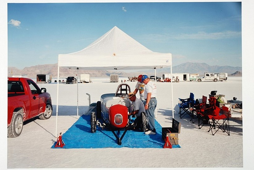 GARY HUIBREGTSE, BONNEVILLE SERIES #1, #20 light jet print on fuji crystal archival paper