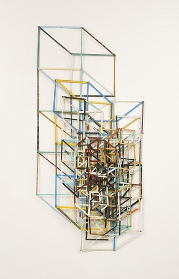 TED LARSEN, MISSING PRESENT salvage steel and rivets