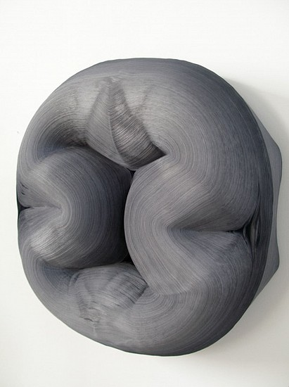 JAE KO, JK190 rolled paper, ink and glue