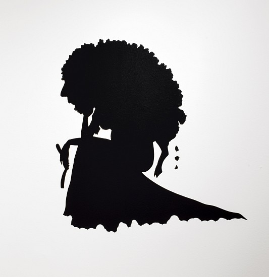 KARA WALKER, PASTORAL 7/15 latex print