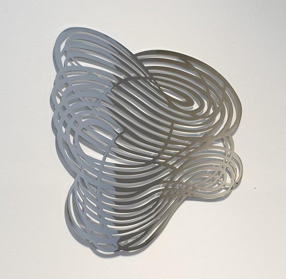 LINDA FLEMING, CHINOOK  3/3 chromed steel