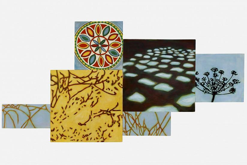 TRINE BUMILLER, CODICIL oil on canvas