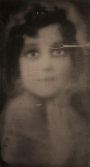 HALIM AL KARIM, ETERNAL LOVE 16 wet plate collodion photograph