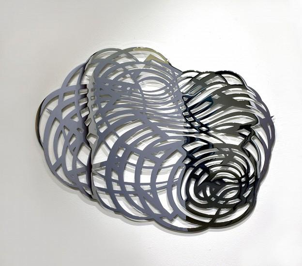 LINDA FLEMING, HEAT LIGHTNING Ed. 3 chromed steel