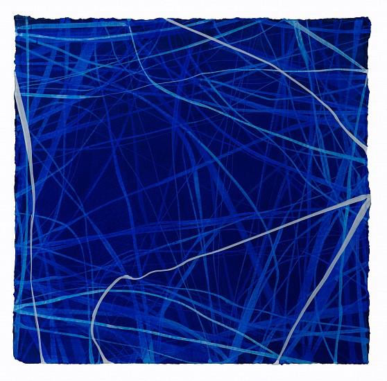 "RECENT ARRIVALS, ERIN WIERSMA, ""EXAMEN, 1/26/2016"" acrylic on paper"