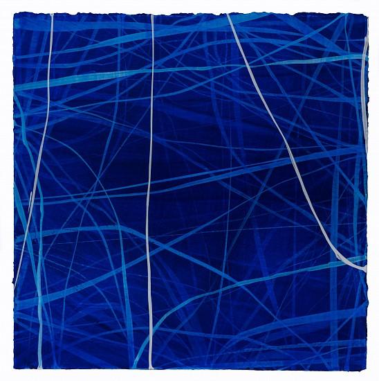 "RECENT ARRIVALS, ERIN WIERSMA, ""EXAMEN, 7/6/2015"" acrylic on paper"