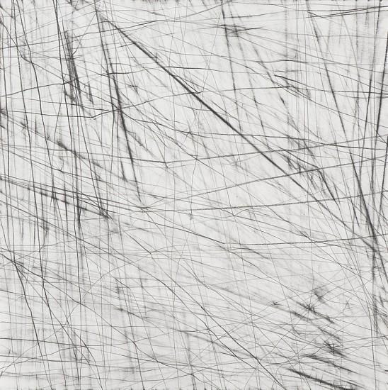 "RECENT ARRIVALS, ERIN WIERSMA, ""ROTE LINES, 6/26/2014"" Graphite on Paper"
